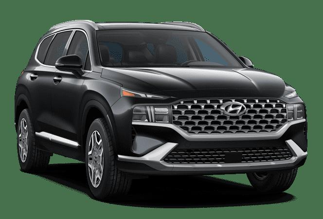 Santa Fe hybride Luxury
