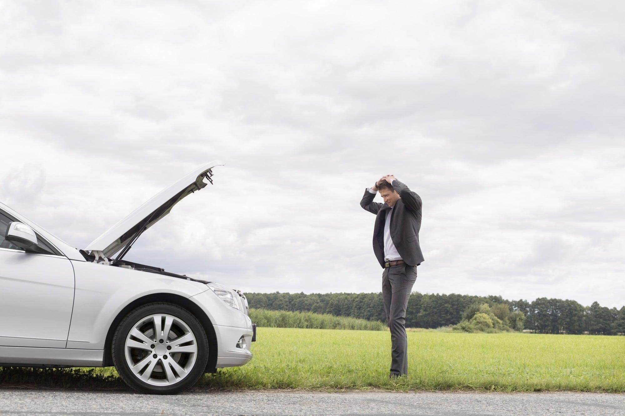 Quoi faire si votre voiture ne démarre pas - Ste-Foy Hyundai